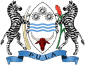 Coat of arms: Botswana